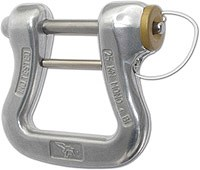 Photo de Pin Lock Gleitschirm Karabiner