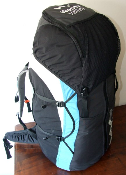 Picture of Deckeltasche zu Woody Valley Voyager