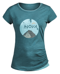 Picture of NOVA Women Tee Mountain