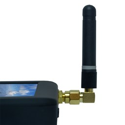 Image de 90° Adapter & Oudie 5 Antenne